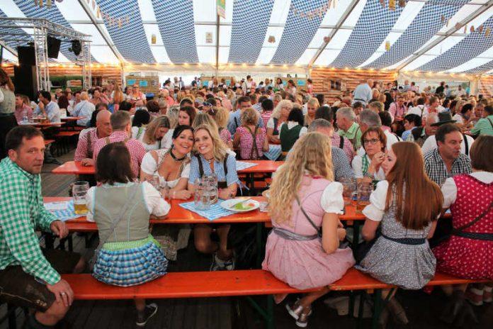 Karlsruher Oktoberfest (Foto: Grunwald media)