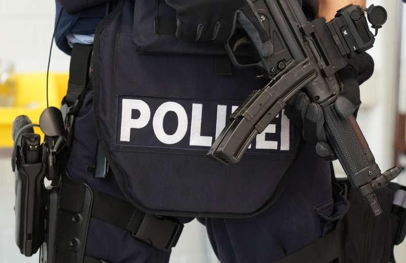 Symbolbild, Polizei, Spezialkräfte ©Holger Knecht