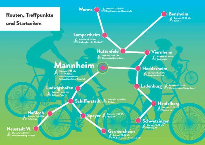Übersichtsplan (Quelle: Stadt Mannheim)