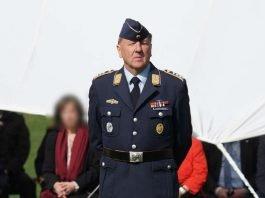Oberst Helmut Scharfenberg (Foto: Holger Knecht)