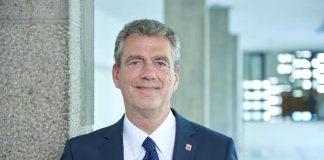 Der Hessische Finanzstaatssekretär Dr. Martin Worms. (Foto: Frank Widmann)