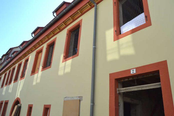 Landau Aus Dem Dornroschenschlaf Erwacht Denkmalgeschutztes Haus