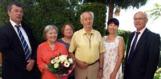 Eiserne Hochzeit Zornheim