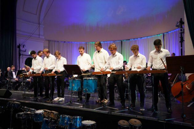 Die Schüler der Musikschule (Foto: Holger Knecht)