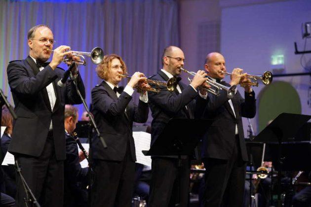 Trompetensatz (Foto: Holger Knecht)