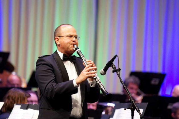 Olaf Bittner, Klarinette (Foto: Holger Knecht)