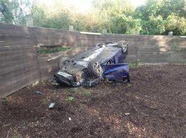 Verkehrsunfall L409