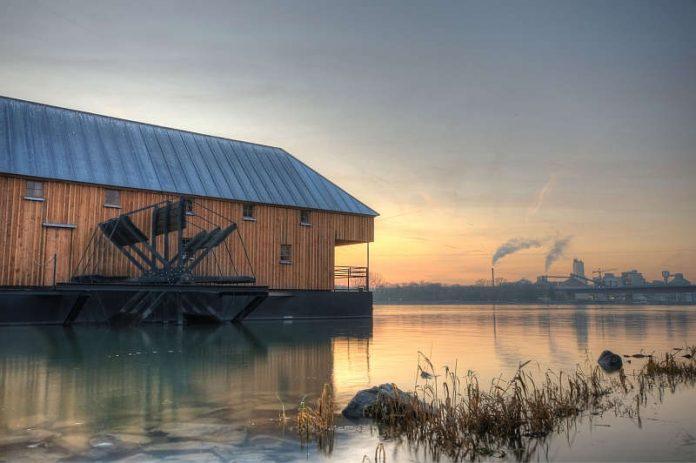 Schiffsmühle, Ginsheim (Foto: Michael Arnold/IHK Darmstadt)