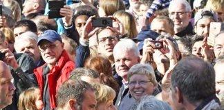 Bundeskanzlerin Dr. Angela Merkel (Foto: Helmut Dell)