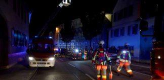 Nächtlicher Einsatz wegen angebrannter Speisen | Nadine Doll – Feuerwehr Bruchsal