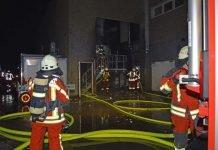 Einsatz der Bruchsaler Feuerwehr | Bild: Nadine Doll