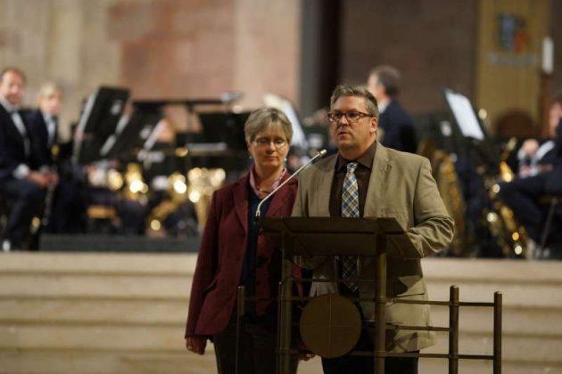 Anne Henning und Patrick Stöbener (Foto: Holger Knecht)