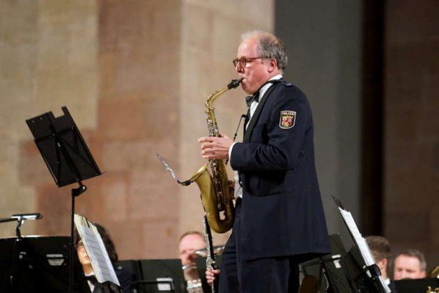 Peter Stockmann, Altsaxophon (Foto: Holger Knecht)