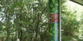 Einweihung der Graffiti-Galerie im GrünGürtel (Foto: Stefan Cop)
