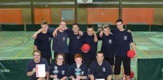 Die Siegermannschaft des Turniers (Foto: Presseteam der Feuerwehr VG Lambrecht)