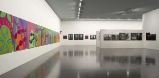"""Ausstellung """"VOYAGE OUT - TO SEE THE MATTERS"""" im Kunsthaus (Foto: Patrick Baeuml)"""