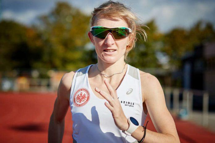 Katharina Heinig (Foto: Mainova Frankfurt Marathon)