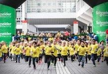 Tolle Erlebnisse für Kinder und Jugendliche von 8 bis 17 Jahre (Foto: Mainova Frankfurt Marathon)