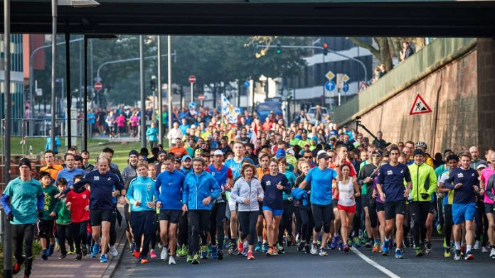 Läufer (Foto: Mainova Frankfurt Marathon)