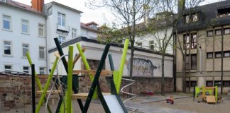 Die Kinder können sich auf nagelneue Spielgeräte freuen. (Foto: Stadtverwaltung Neustadt)