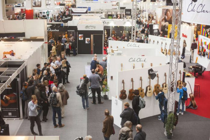 Musikmesse2018 (Foto: Robin Kirchner)
