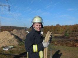 Raphael Paffrath (Foto: Feuerwehr Bad Kreuznach)