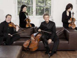 Das Minguet Quartett zählt zu den international gefragtesten Streichensembles. Die Musiker konzentrieren sich auf die klassisch-romantische Literatur und die Musik der Moderne. (Foto: Frank Rossbach)