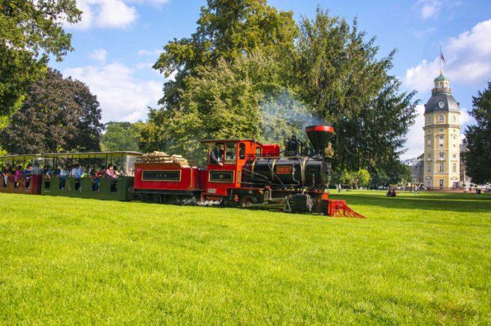 Schlossgartenbahn (Foto: VBK)