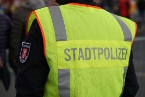 Symbolbild Stadtpolizei Frankfurt (Foto: Holger Knecht)
