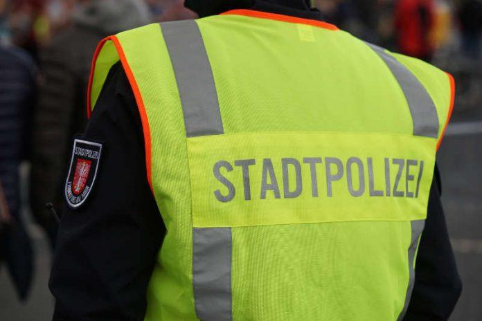 Polizei, Frankfurt, FFM, Stadtpolizei