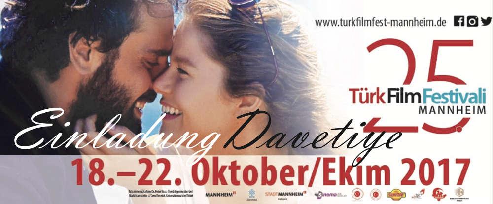 25. TürkFilmFestivali Mannheim 2017_Einladung Preisverleihung