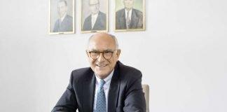 Walther von Wietzlow Präsident der Polytechnischen Gesellschaft (Foto: Sebastian Schramm)