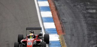 53 Callum Ilott (GBR, Prema Powerteam, Dallara F317 – Mercedes-Benz), FIA Formula 3 European Championship, round 10, Hockenheimring (DEU), 13. - 15. October 2017 (Foto: FIA Formula 3)