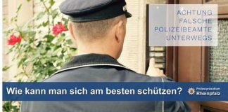 Gefährliche Betrugsmasche: Der falsche Polizist am Telefon versucht die Senioren einzuschüchtern und an die Wertsachen und das Geld zu gelangen