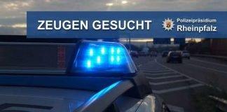 Die Polizei sucht Zeugen eines versuchten, schweren Raubes in Ludwigshafen