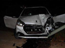 Mehrere tausend Euro Sachschaden entstanden am Mittwochmorgen bei einem Unfall in Sembach