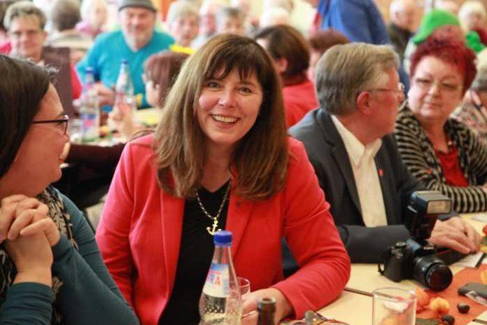 Immer freundlich und an den Menschen dran - Jutta Steinruck will OB in Ludwigshafen werden