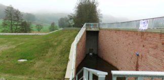 So sieht das Hochwasserrückhaltebecken bei Fischbachtal heute aus. (Foto: RP Darmstadt)