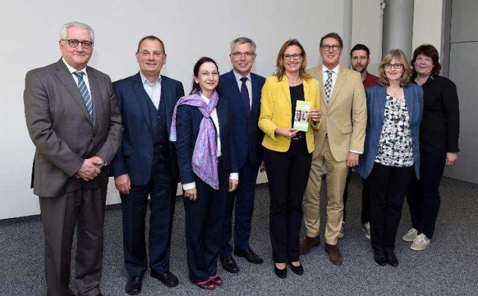 Welcome Center Rhein-Neckar - Akteure und Partner (Quelle: Stadt Mannheim, Foto: Thomas Tröster)