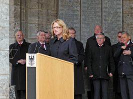 Volkstrauertag, VG Heidesheim, Kerstin Klein