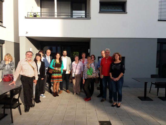 Wohnanlage in Mainz