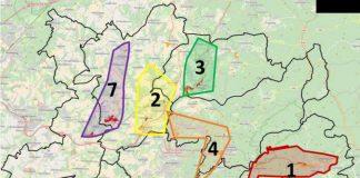Realisierung des Ausbaus der Gewerbegebiete im Projekt II (Quelle: Kreisverwaltung Südwestpfalz)