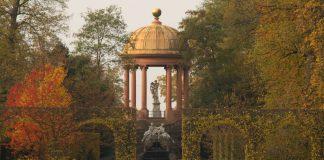 Apollotempel im Schlossgarten Schwetzingen (Foto: Ursula Wetzel / SSG-Pressebild)