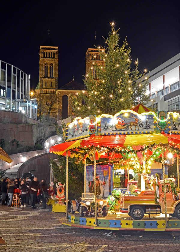 Belznickelmarkt (Foto: Buchholz)
