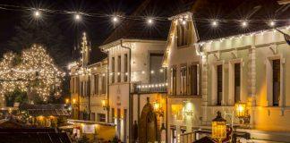 Blick über Marktplatz (Foto: Franz-Josef Knoll)