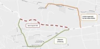 Straßensanierung K59 bei Burrweiler (Quelle: LBM Speyer)