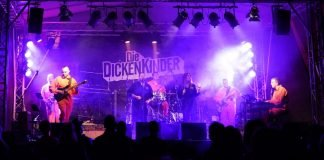 Die Dicken Kinder (Foto: Holger Knecht)