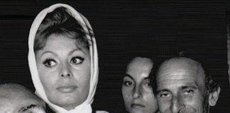 Ele D'Artagnan mit Sophia Loren (Foto: Pietro Gallina)