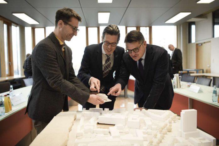 Frankfurt: Neues Hochschulgebäude an der Frankfurt ...