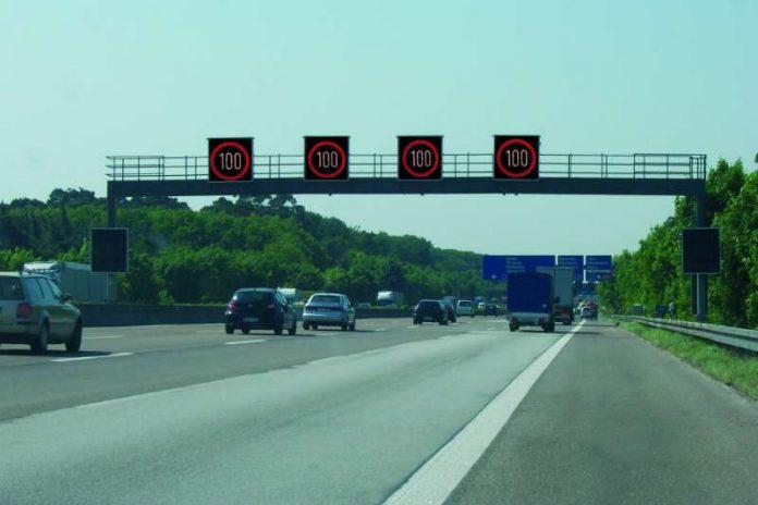 Verkehrsbeeinflussungsanlage (Foto: Hessen Mobil)